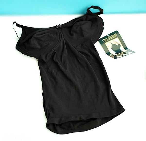 Figurformendes Miederhemd mit Bügel von Miss Perfect
